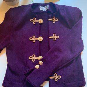 Vintage St. John jacket/pants